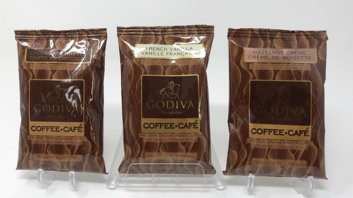 GODIVAコーヒー
